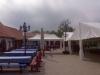 sátrak a Lázár Lovas parkban