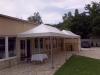 2db 6m x3m - es sátor Mogyoródon