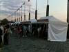 6m x 3m-es sátor sor  Budai Várban