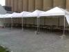 5db 6m x3m - es  sátor  párhuzamosan