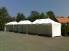 3db 6m x 3m-es sátor a Lázár Lovas Parkban