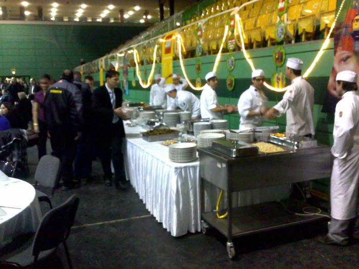 Catering szolgálat